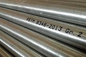 Titanium 2 Round Bars