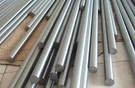 Titanium 4 Round Bars