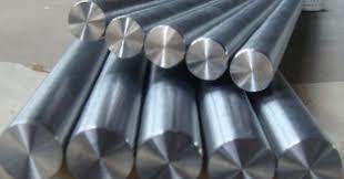 Titanium 5 Round Bars