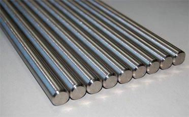 Titanium 12 Round Bars