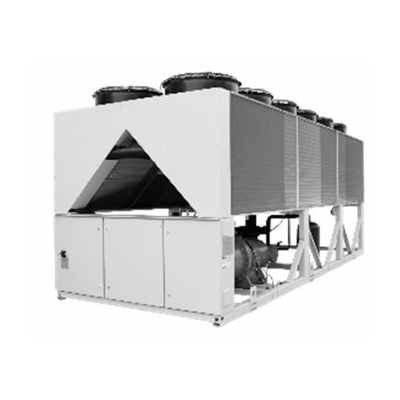 (60-250 TR) Screw Chiller, Air-Water Cooled