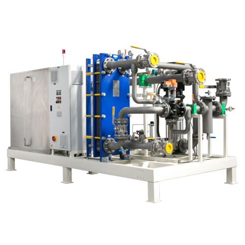 Water Isolation Skid