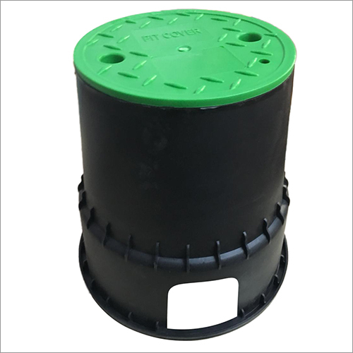 PVC Bucket Type Pit Cover
