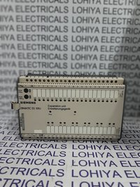 SIEMENS SIMATIC S5  CONTROLLERS