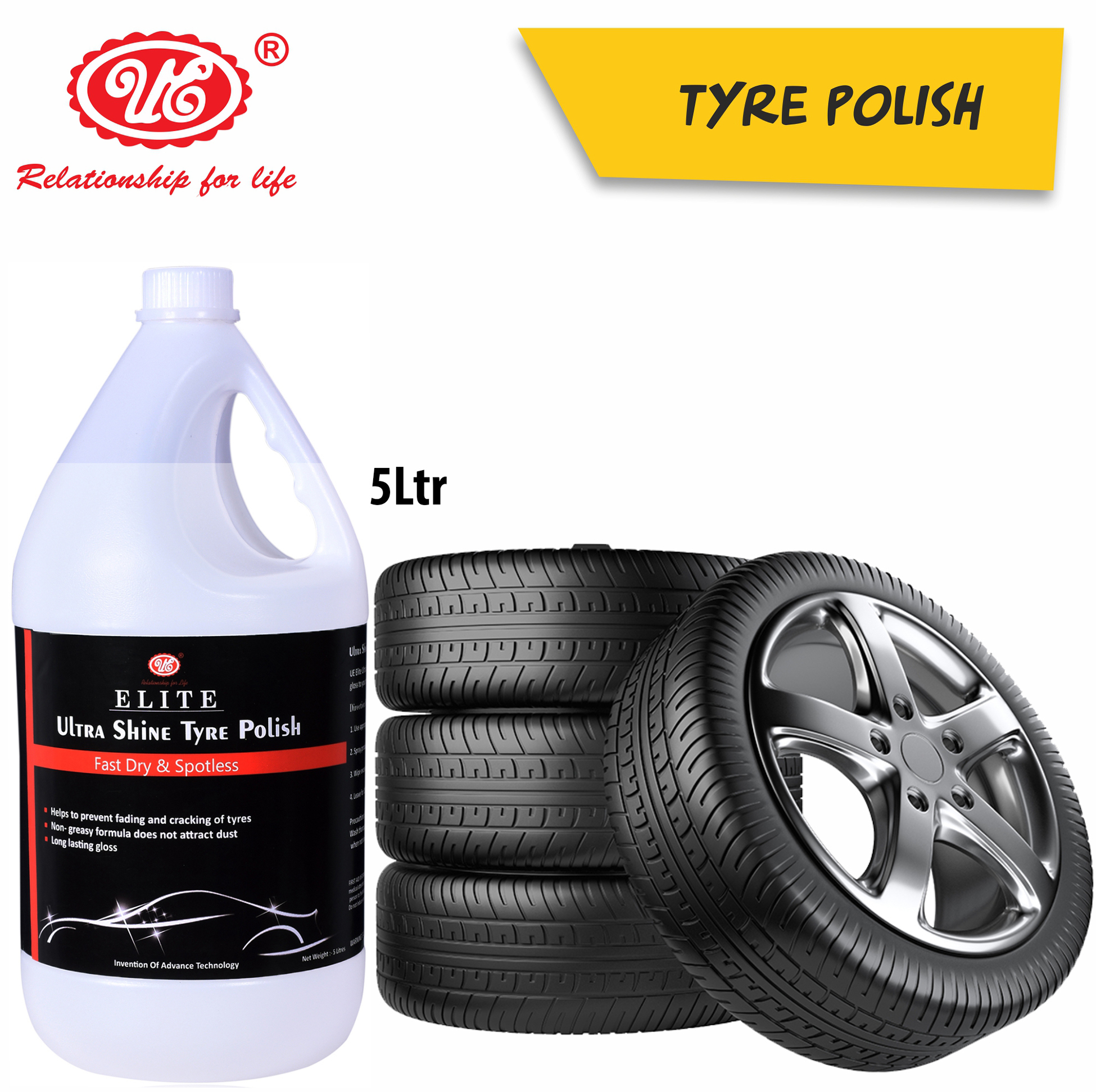 Ue Tyre Polish