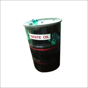 Industrial Waste Oils