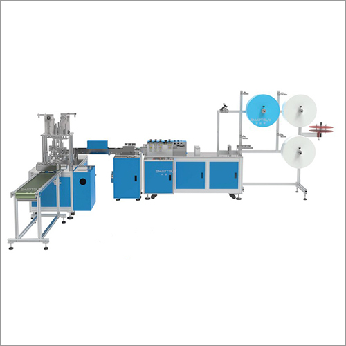 Automatic Surgical Mask Making Machine