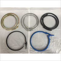 Plastic-GI-Golden Plated- Lock Rings