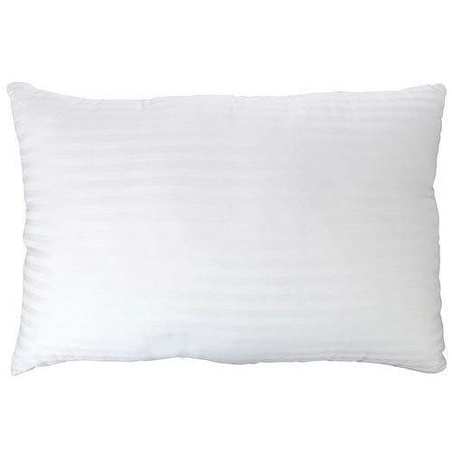 Plain White Bed Pillow