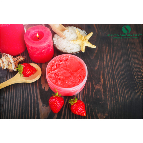 Strawberry Body Lotion