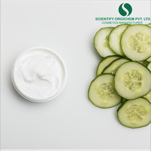 Cucumber Face Scrub