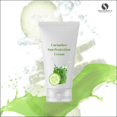 Cucumber Sun Protection Cream