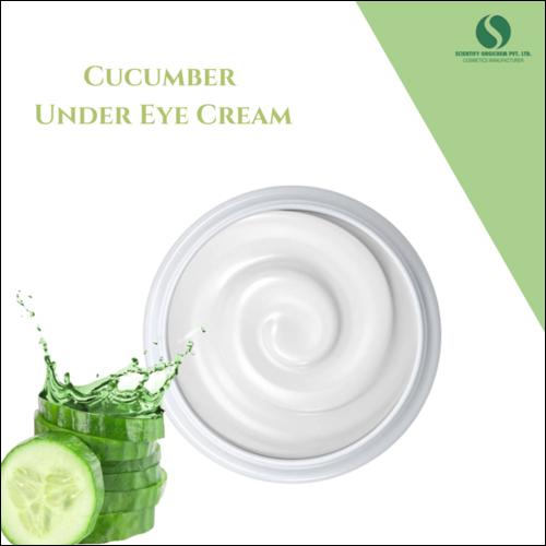 Cucumber Under Eye Cream