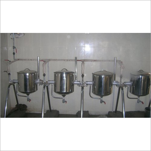 SS Steam Cooking System
