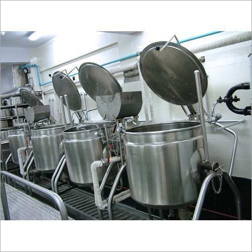 Stainless Steel Food Cooking Plants