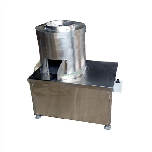 Stainless Steel Potato Peeler Machine