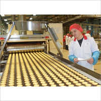 Biscuit Cooling Conveyers