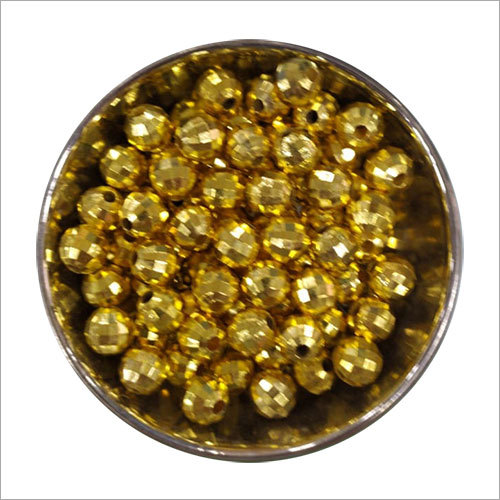 Golden Beads Ball
