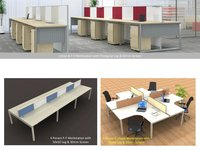 Office Workstation Cubicle