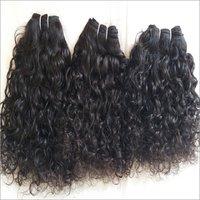 Virgin Deep Curly Human hair