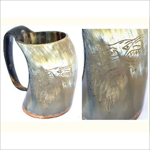 Horn Bone Coffee Mug