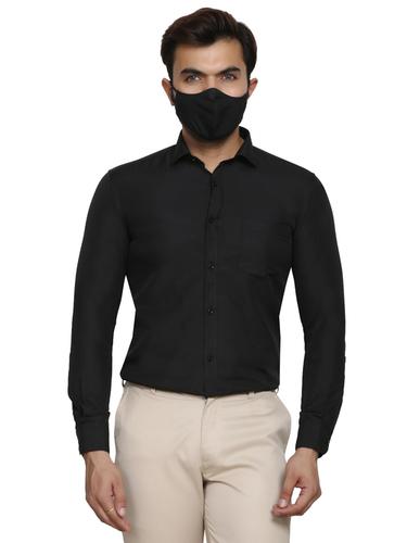 Mens Casual Printed Shirt