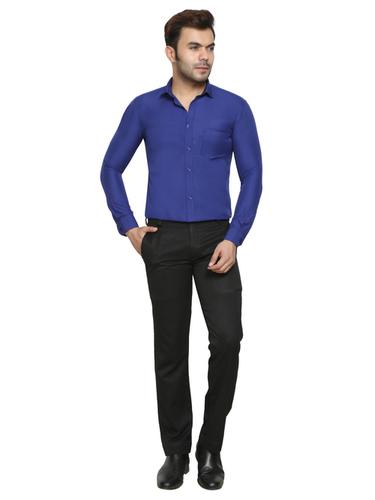 Mens Regular Fit Party Wear Shirt