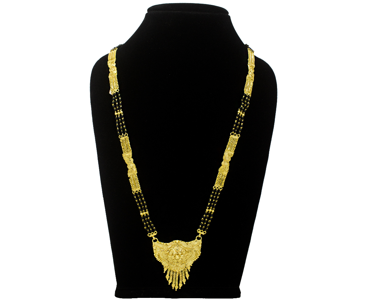 Gold Plated Magalsutra For Women