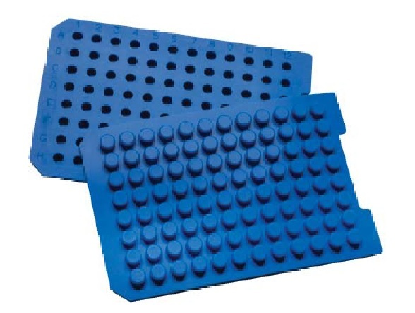Stackable Low Profile Microplates For Lab Automation