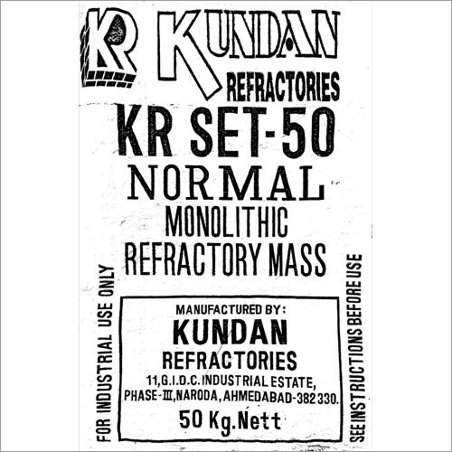KRSET-50 Mortar Castable