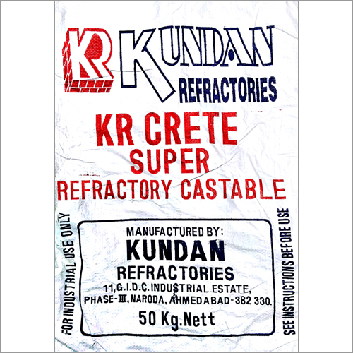 KR Crete Super Castable