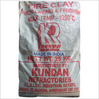 KR Fire Clay Mortar