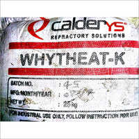 Calderys Whytheat-K Castable