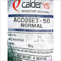 Calderys Accoset-50 Refractory Mortar