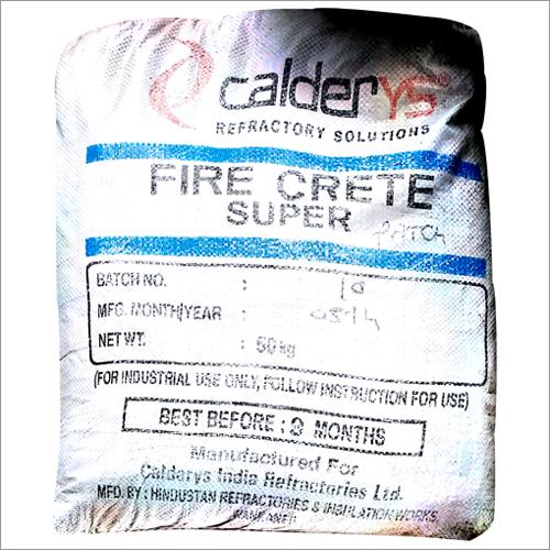 Calderys Fire Crete Super Castable