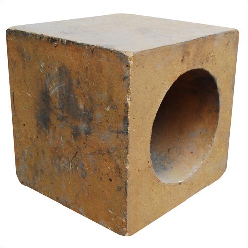 High Alumina Refractory Burner Block