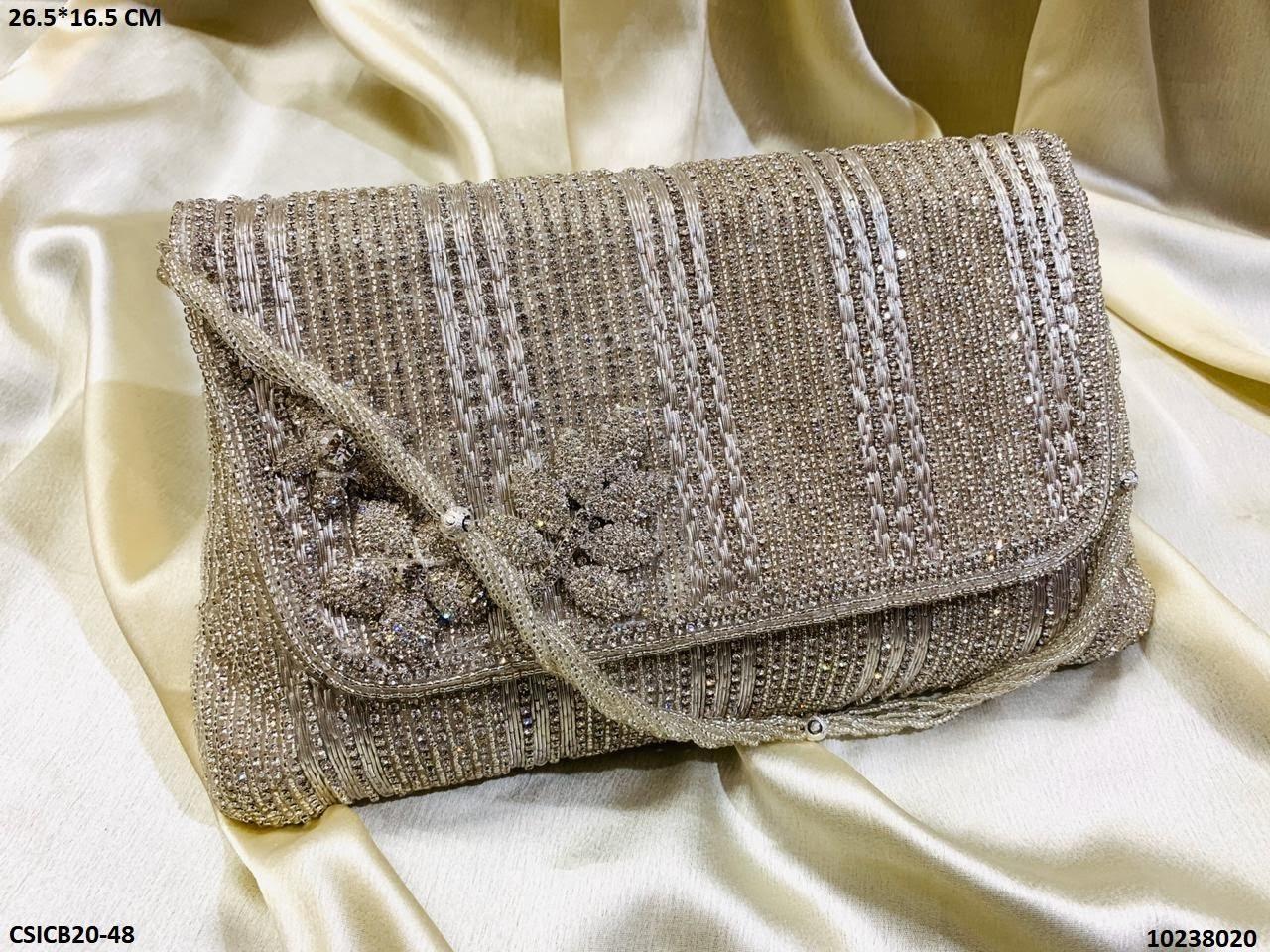Exclusive Designer Clutch Bag