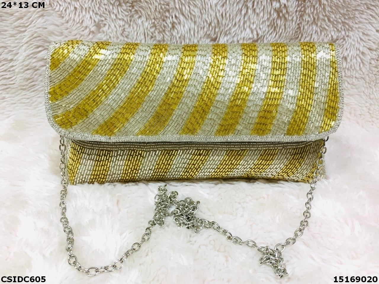 Stylish Bridal Clutch Bag