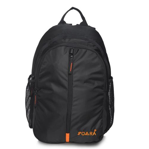 FOARA AQUAFIRE 30L Historage Black Laptop Backpack