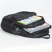 Historage Black Laptop Backpack