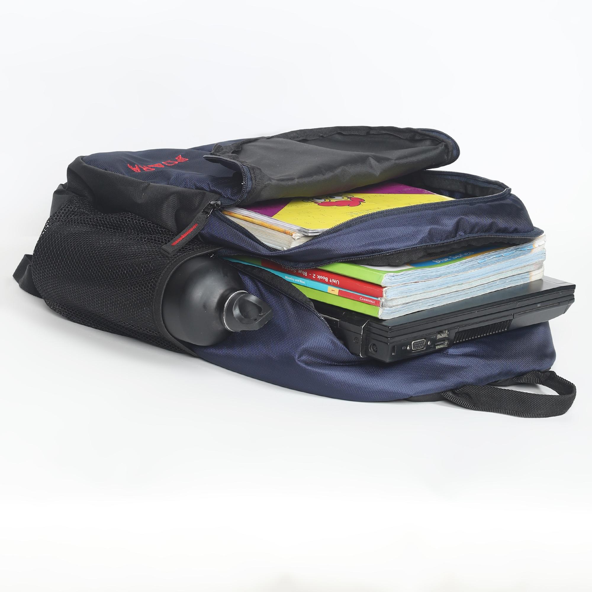 FOARA AQUAFIRE 30L Historage NavyBlue Laptop Backpack