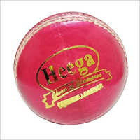 Cricket Red Leather Ball