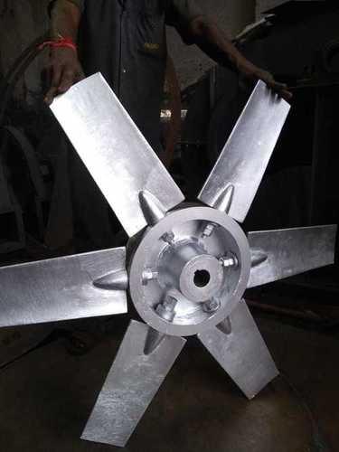 Impeller for F. D. Cooler