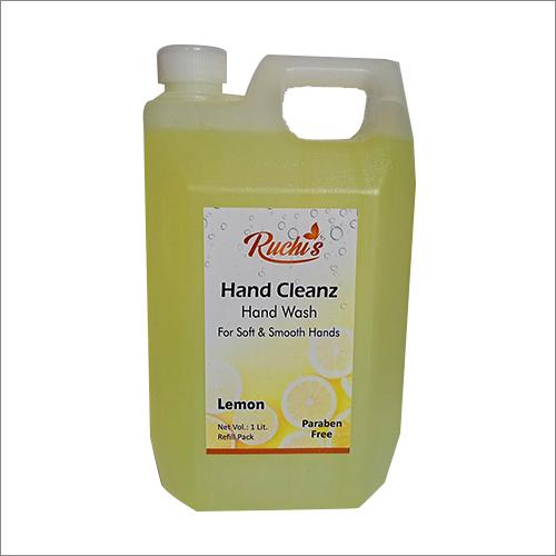 1 Ltr Lemon Fragrance Hand Wash