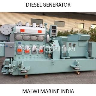 Diesel Generator for Marine & Powerplant