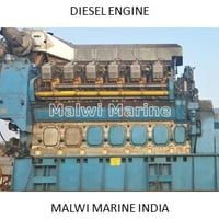 Diesel Engine for Marine and Powerplant