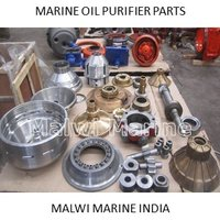 Marine Oil Purifier Separator Bowl Parts