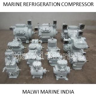 Marine Refrigeration Compressor Parts-Sabroe-Carrier-Daikin-Mitsubishi-Bitzer-Bock-Stal-York