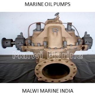 Marine - Water-Oil-Ballast-Fire-Cargo-Transfer-Pump