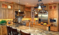 Western Kitchen Decorating